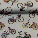 Canvas mit Fahrrädern
